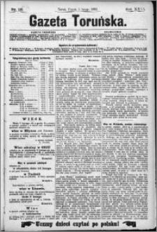 Gazeta Toruńska 1892, R. 26 nr 28