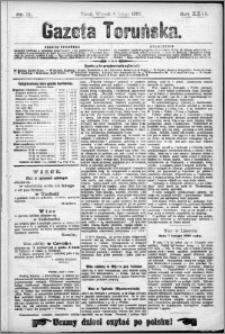 Gazeta Toruńska 1892, R. 26 nr 31