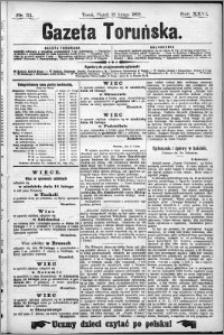 Gazeta Toruńska 1892, R. 26 nr 34