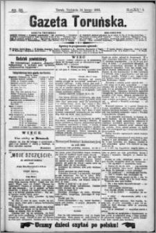 Gazeta Toruńska 1892, R. 26 nr 36