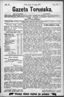 Gazeta Toruńska 1892, R. 26 nr 44