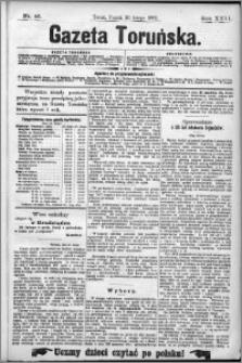 Gazeta Toruńska 1892, R. 26 nr 46