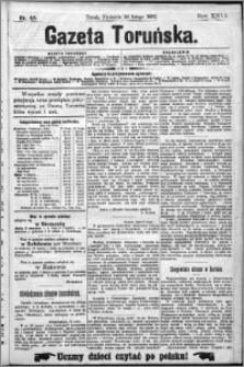 Gazeta Toruńska 1892, R. 26 nr 48