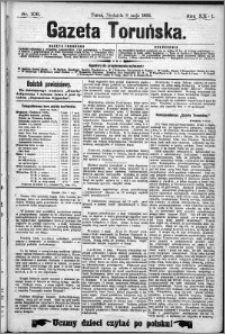 Gazeta Toruńska 1892, R. 26 nr 106