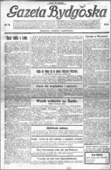 Gazeta Bydgoska 1922.10.01 R.1 nr 78