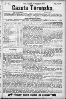 Gazeta Toruńska 1892, R. 26 nr 227