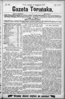 Gazeta Toruńska 1892, R. 26 nr 236