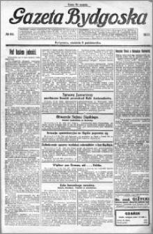 Gazeta Bydgoska 1922.10.08 R.1 nr 84