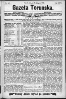 Gazeta Toruńska 1892, R. 26 nr 263
