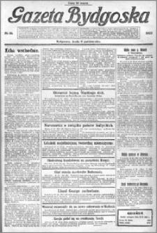Gazeta Bydgoska 1922.10.11 R.1 nr 86