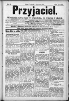 Przyjaciel : pismo dla ludu 1892 nr 2