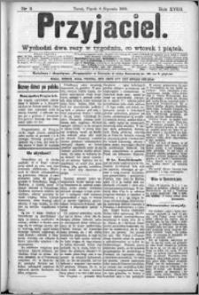Przyjaciel : pismo dla ludu 1892 nr 3