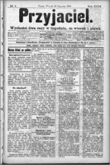 Przyjaciel : pismo dla ludu 1892 nr 4