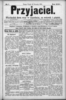 Przyjaciel : pismo dla ludu 1892 nr 7