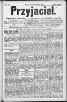 Przyjaciel : pismo dla ludu 1892 nr 20