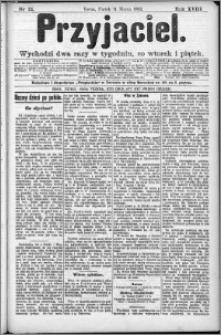 Przyjaciel : pismo dla ludu 1892 nr 21
