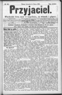 Przyjaciel : pismo dla ludu 1892 nr 25