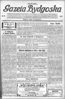 Gazeta Bydgoska 1922.10.13 R.1 nr 88