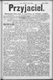Przyjaciel : pismo dla ludu 1892 nr 36