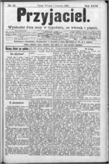 Przyjaciel : pismo dla ludu 1892 nr 46