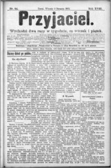 Przyjaciel : pismo dla ludu 1892 nr 64
