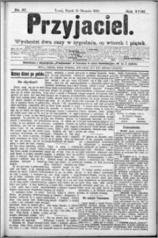 Przyjaciel : pismo dla ludu 1892 nr 67