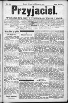 Przyjaciel : pismo dla ludu 1892 nr 94