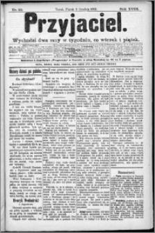 Przyjaciel : pismo dla ludu 1892 nr 99