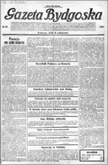 Gazeta Bydgoska 1922.10.18 R.1 nr 92