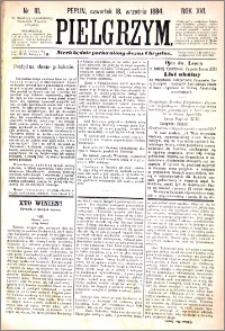 Pielgrzym, pismo religijne dla ludu 1884 nr 111