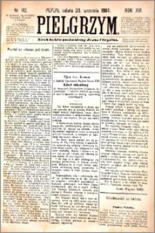 Pielgrzym, pismo religijne dla ludu 1884 nr 112