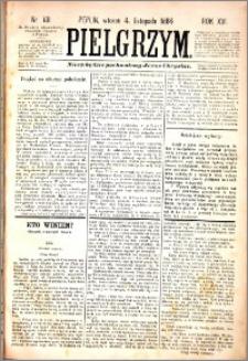 Pielgrzym, pismo religijne dla ludu 1884 nr 131