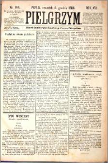 Pielgrzym, pismo religijne dla ludu 1884 nr 144