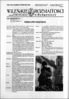 Wileńskie Rozmaitości 2007 nr 2 (101) marzec-kwiecień