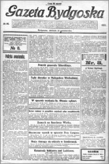 Gazeta Bydgoska 1922.10.22 R.1 nr 96