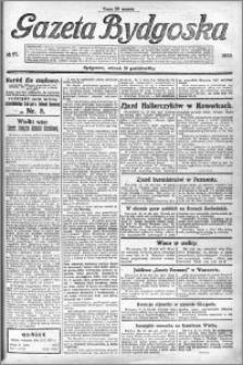 Gazeta Bydgoska 1922.10.24 R.1 nr 97