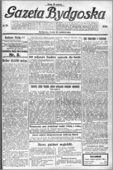 Gazeta Bydgoska 1922.10.25 R.1 nr 98