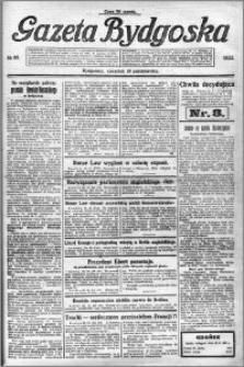 Gazeta Bydgoska 1922.10.26 R.1 nr 99
