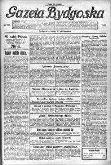 Gazeta Bydgoska 1922.10.27 R.1 nr 100