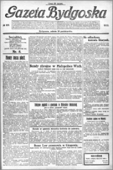 Gazeta Bydgoska 1922.10.28 R.1 nr 101