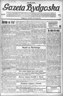 Gazeta Bydgoska 1922.10.29 R.1 nr 102