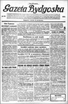 Gazeta Bydgoska 1922.10.31 R.1 nr 103