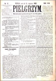 Pielgrzym, pismo religijne dla ludu 1885 nr 6