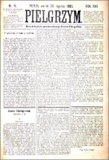 Pielgrzym, pismo religijne dla ludu 1885 nr 9