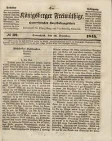 Königsberger Freimüthige Jg 6 nr 32 (13 December1845)