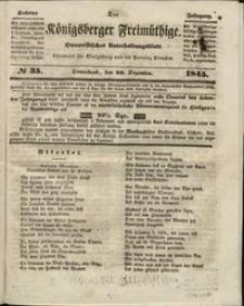 Königsberger Freimüthige Jg 6 nr 35 (20 December1845)