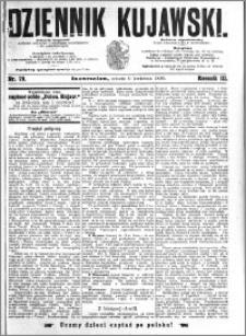 Dziennik Kujawski 1895.04.06 R.3 nr 79