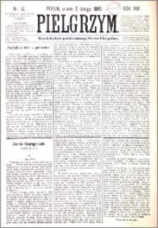Pielgrzym, pismo religijne dla ludu 1885 nr 17