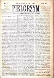 Pielgrzym, pismo religijne dla ludu 1885 nr 27