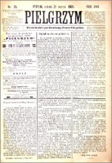 Pielgrzym, pismo religijne dla ludu 1885 nr 35